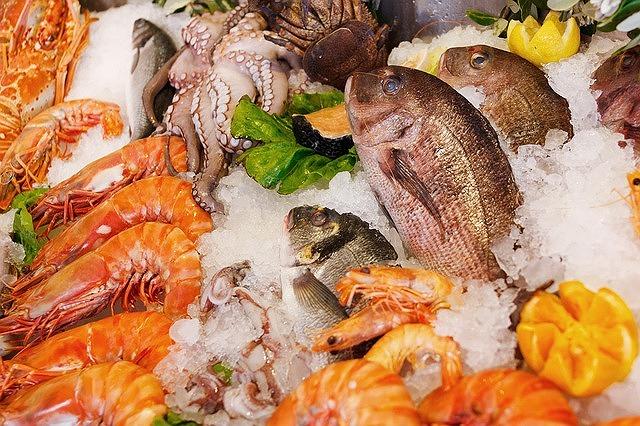 ボリビア 魚介類