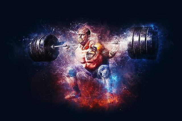 ウェイトトレーニング 筋肉断裂