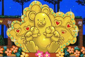 子ども クマ